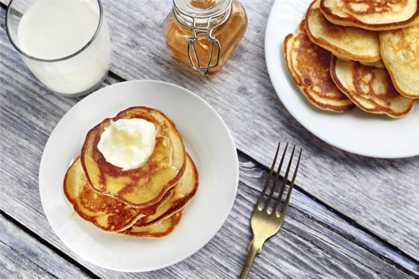 Hà Lan: 10 miếng pancake trong siêu thị