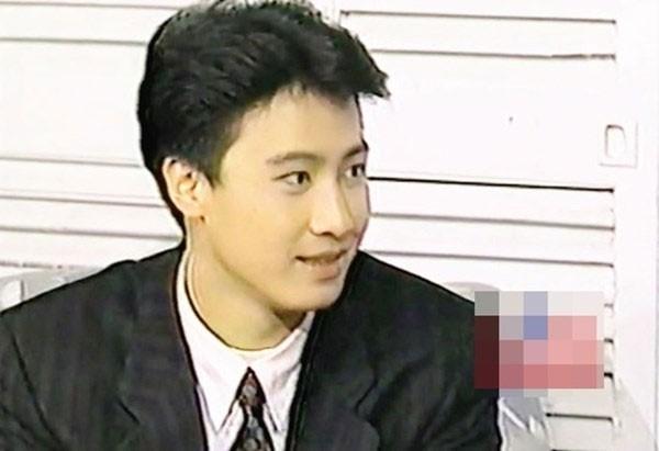 Lê Minh trẻ trung khi hóa thân thành Tạ Sâm trong bộ phimBản sắc nam nhi.