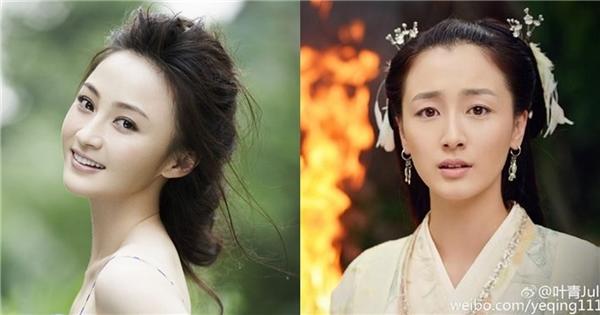 """Diệp Thanh cũng chỉ trích Diêu Địch nặng nề vì đã """"giành"""" mất vai diễn của cô."""