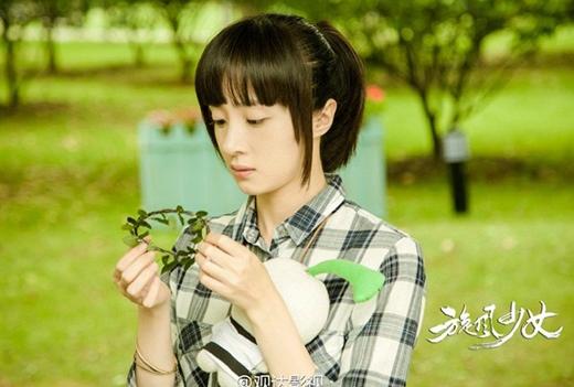 Thích Bách Thảo - Thiếu nữ Toàn Phong khiến nhiều người ngưỡng mộ.