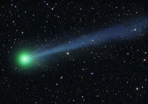 Nếu bỏ lỡ cơ hội này, bạn sẽcó thể ngắm sao chổi 45P vào năm 2022.