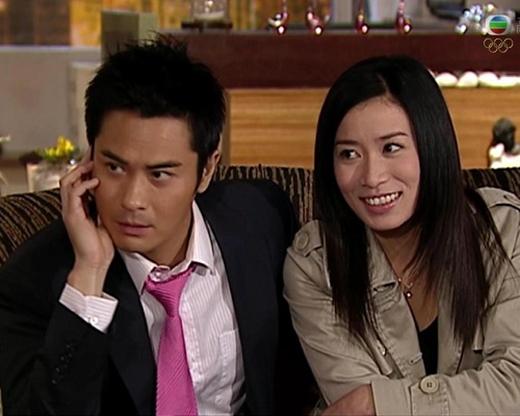 """Trịnh Gia Dĩnh - Xa Thi Mạn - cặp đôi """"vàng"""" của làng giải trí Hồng Kông một thời."""