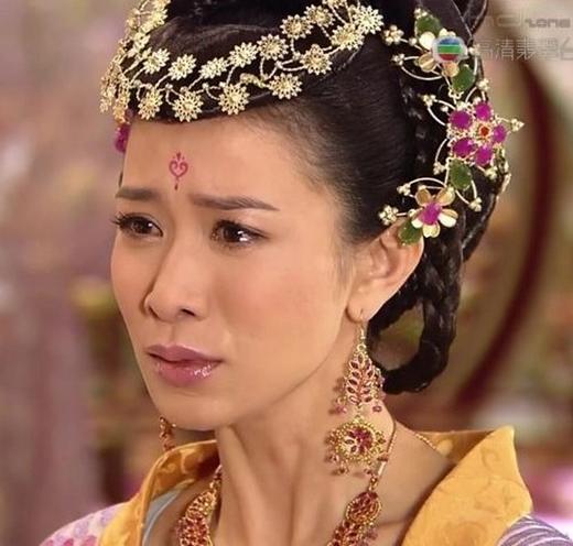 Lưu Tam Hảo trong Cung Tâm Kế...