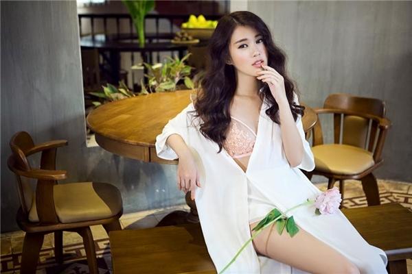 Những hot girl Việt ngày càng gợi cảm đến khó tin