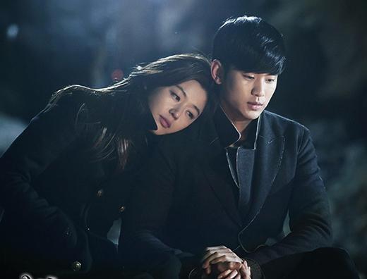 """Một trong những tình yêu """"vượt không gian, thời gian"""" độc đáo mà màn ảnh Hàn đem lại."""