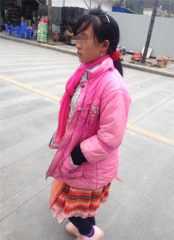 Cô bé 13 tuổi và hành trình chạy trốn