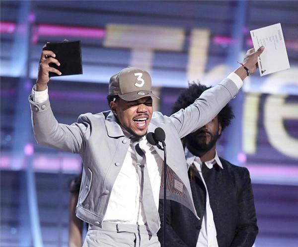 Nghệ sĩ mới xuất sắc nhất: Chance the Rapper