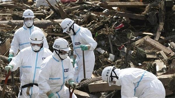 Các nhân viên dọn dẹp tai nạn hạt nhân được trả lương rất cao.