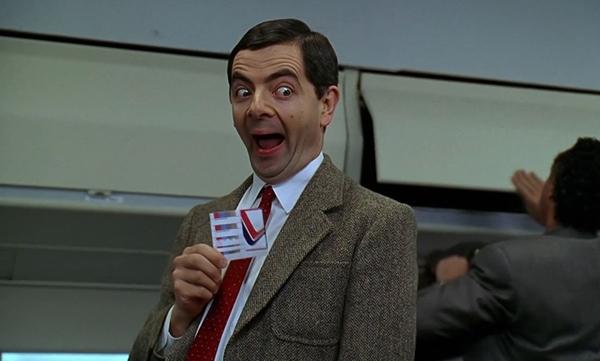 Nhân vật Mr. Bean gắn liền vớiRowan Atkinson.