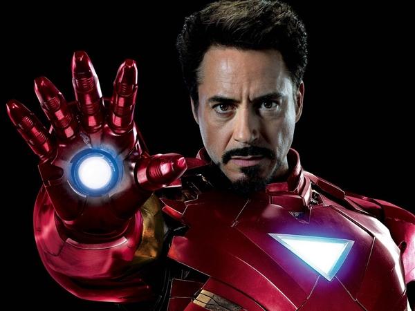 Robert Downey Jr. được sinh ra chỉ để đóng Iron Man.