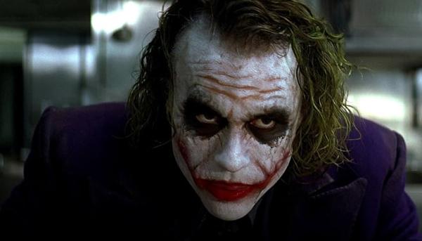 Khó ai có thể đóng Joker hay nhưHeath Ledger.