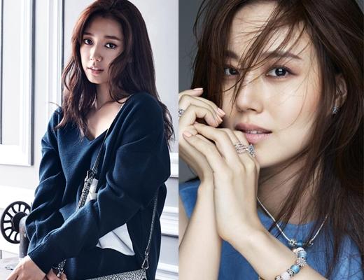 Park Shin Hye và Moon Chae Won đều là những diễn viên được yêu thích của màn ảnh Hàn Quốc.