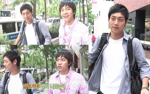 Quản lí của Lee Seung Gi được chính anh chàng ca ngợi về nhan sắc đấy nhé.