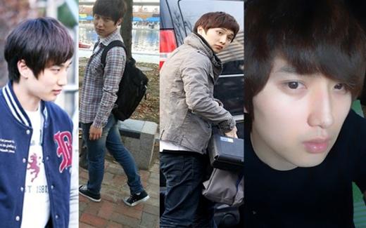 Nếu nhìn những tấm hình này nhiều người sẽ nhầm tưởng anh ấy là một idol. Tuy nhiên, Byungkichỉ là quản lý cho nhóm nhạc MBLAQ mà thôi.