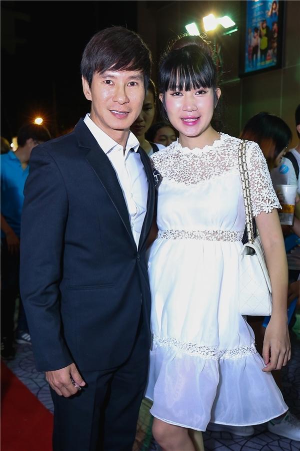 Diện chiếc váy trắng được thiết kế phồng ở vòng 2 đã vô tình khiếnMinh Hàdínhnghi án đang mang thai lần thứ 5. - Tin sao Viet - Tin tuc sao Viet - Scandal sao Viet - Tin tuc cua Sao - Tin cua Sao
