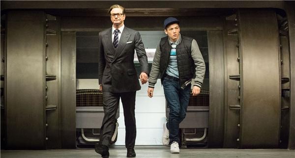 Kingsman: The Secret Servicelà một bất ngờ thú vị của điện ảnh thế giới năm 2014 mặc dù bị dán nhãn R.