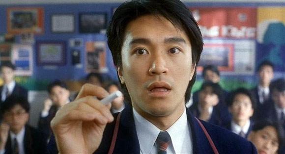 Fight Back to School được xem là một trong những bộ phim thành công nhất của vua hài Châu Tinh Trì.