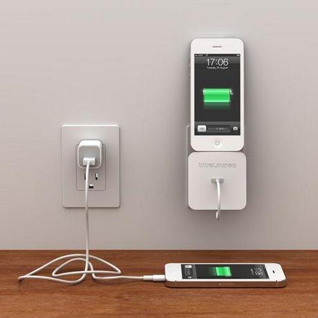 Thay đổi thói quen sạc pin điện thoại.