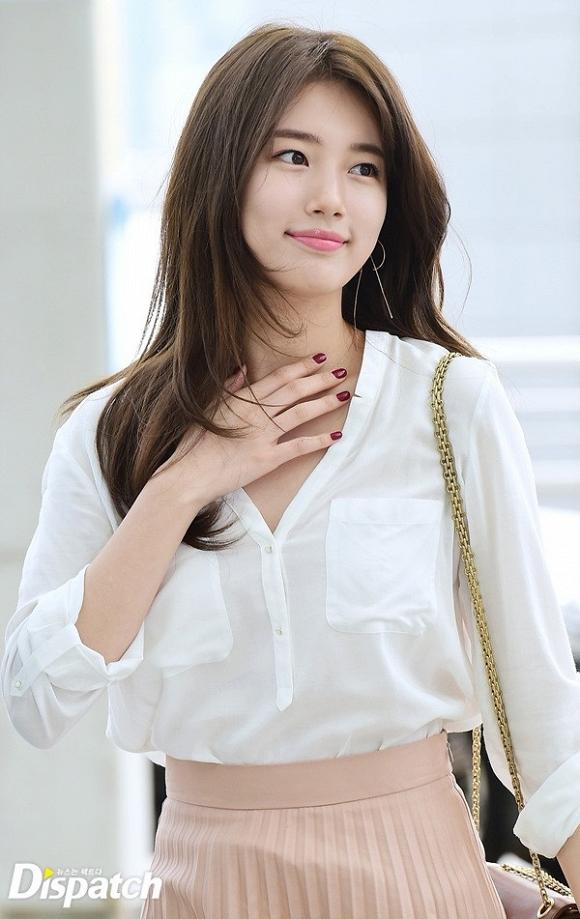 Diễn viên họBae ngày càng xinh đẹp và quyến rũ.
