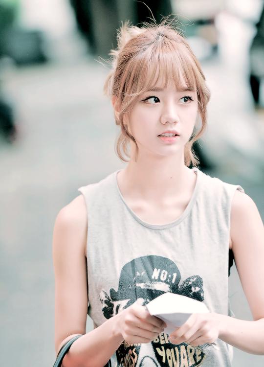 Xinh đẹp và diễn xuất tốt chính là yếu tố đưa tên tuổi Hye Ri vươn xa.