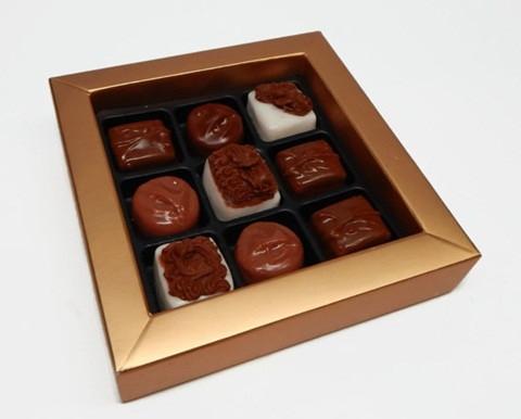 Đây cũng là xà phòng luôn nhưng lại có hình chocolate.