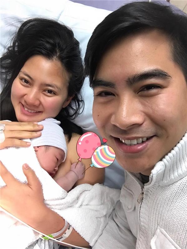 Vợ chồng Ngọc Lan - Thanh Bình hạnh phúc chào đón con trai đầu lòng vào ngày 05/02 vừa qua tại Mỹ. - Tin sao Viet - Tin tuc sao Viet - Scandal sao Viet - Tin tuc cua Sao - Tin cua Sao