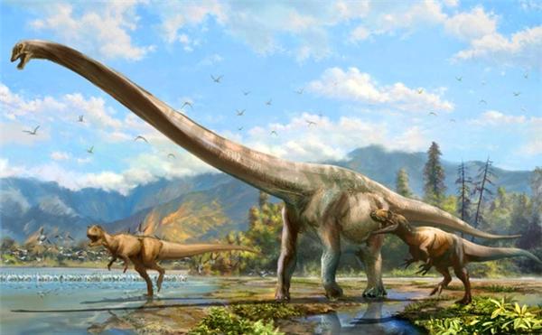 Khủng long cũng có thể bị thằn lằn bay khổng lồ Quetzalcoatlusxơi tái. (Ảnh: Internet)