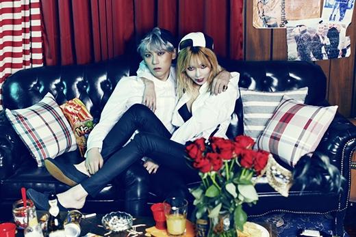 Những cặp đôi Kpop được ủng hộ nhiệt tình mà vẫn
