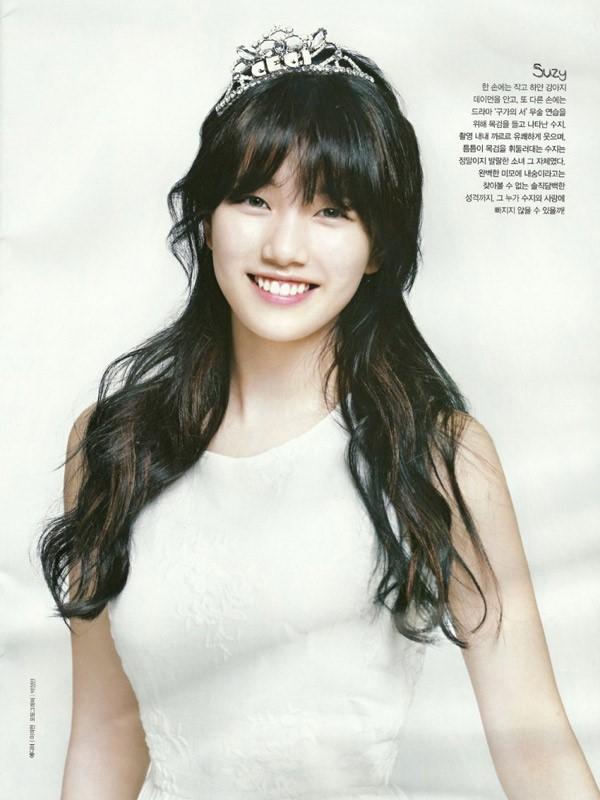 Từ ngày Miss A debut, mọi người đã mặc định JYP là lãnh thổ của Bae Suzy.