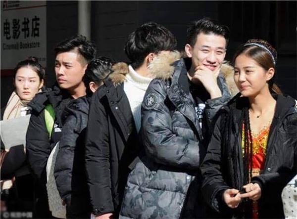Điêu đứng với nhan sắc của thí sinh Học viện Điện ảnh Bắc Kinh