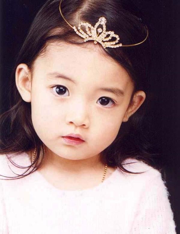 Jung Da Binxinh đẹptừ khi còn bé.
