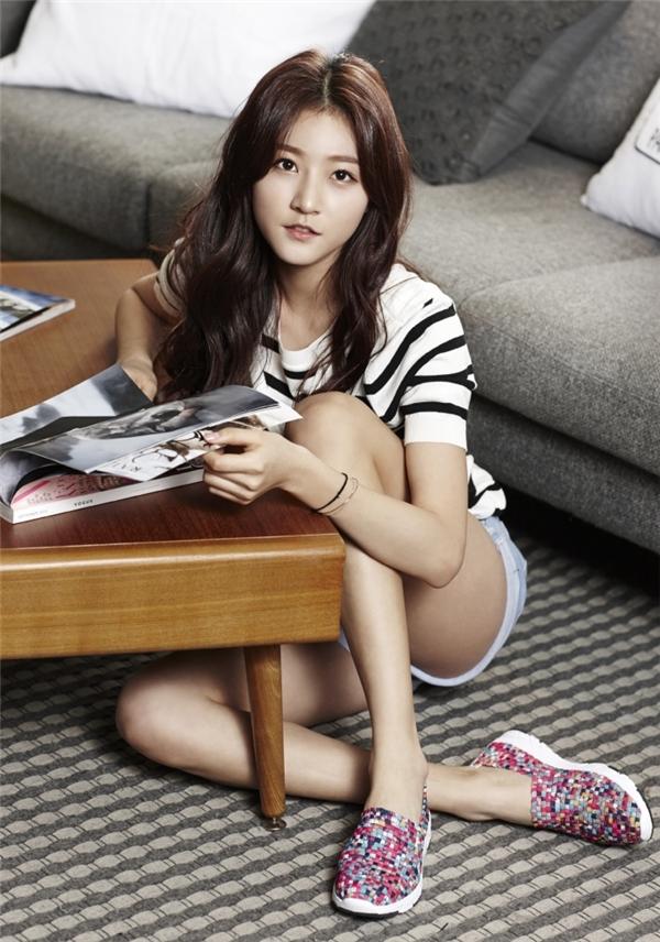Kim Sae Ron đã chứng tỏ khả năng diễn xuất khi mới lên 9.