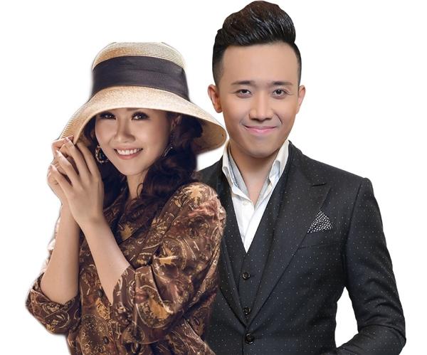 """Trấn Thành trở thành """"đối thủ"""" của Cẩm Ly trong gameshow mới - Tin sao Viet - Tin tuc sao Viet - Scandal sao Viet - Tin tuc cua Sao - Tin cua Sao"""