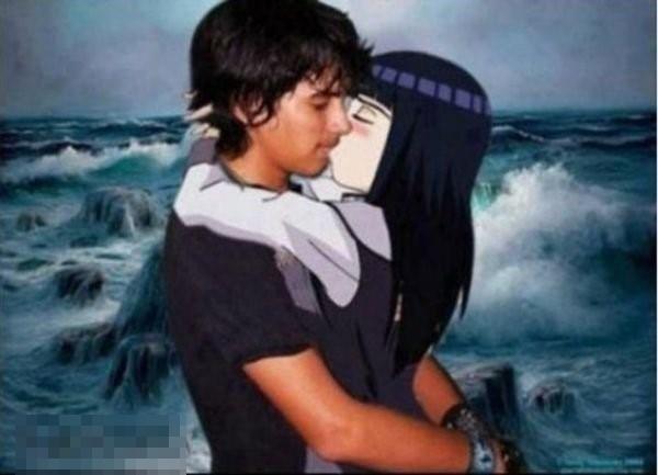 Cũng là một nụ hôn ngọt ngào đấy chứ.