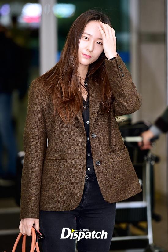 Sắp tới, khán giả màn ảnh nhỏ có dịp gặp lại Krystal trong phim truyền hình Cô dâu thủy thần bên cạnh Nam Joo Hyuk. Vai diễn đánh đấu sự trở lại của cô nàng sau 3 năm vắng bóng rất đáng để mong chờ.