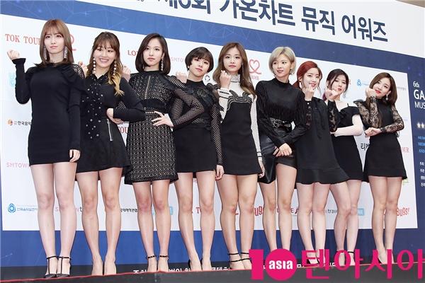 Dàn nhan sắc thế hệ mới của Kpop rủ nhau đổ bộ thảm đỏ Gaon